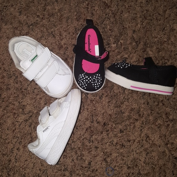 9169cf65fcb7 Toddler Shoe Bundle  FEEL FREE TO MAKE OFFERS. M 5a8cb27acaab443002fc294f